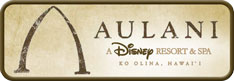 Aulani Resort Logo
